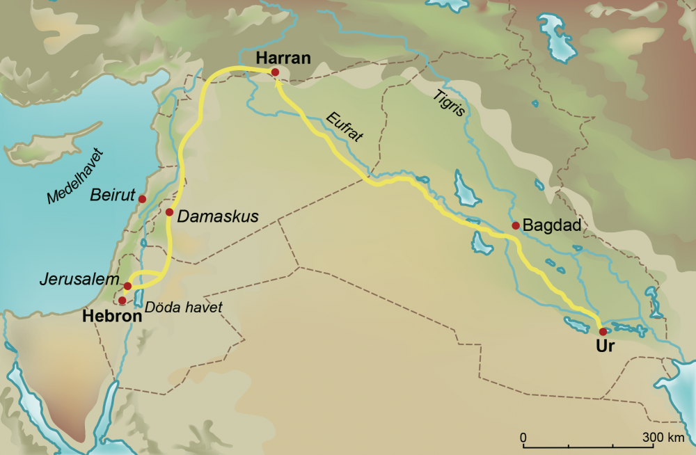 Abrahams resa